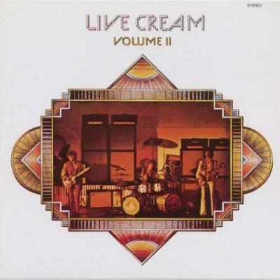 Cream White Room Live Mp