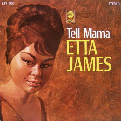 Etta James Security - I'm Gonna Take What He's Got