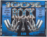 100 precent Rock Volume 3