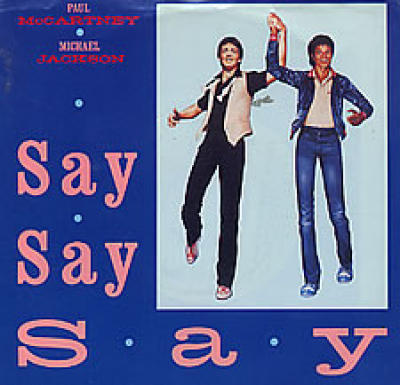 Say Say Say - Paul McCartney & Michael Jackson