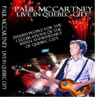 Live in Quebec city