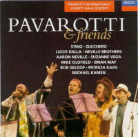 Pavarotti & friends - '92