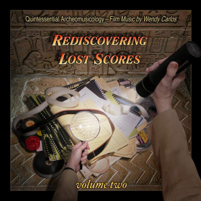 Rediscovering Lost Scores vol 2