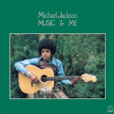 music and me by michael jackson song list