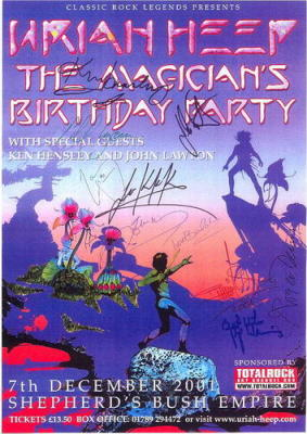 The Magicians Birthday Party