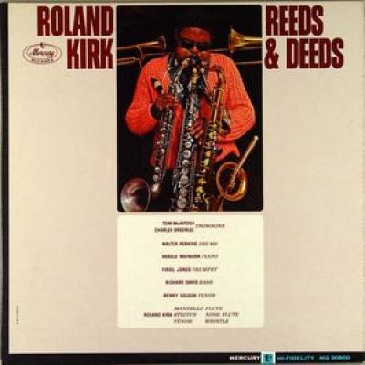Rahsaan Roland Kirk Boogie Woogie String Along For Real