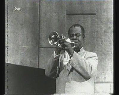 Louis Armstrong in Germany