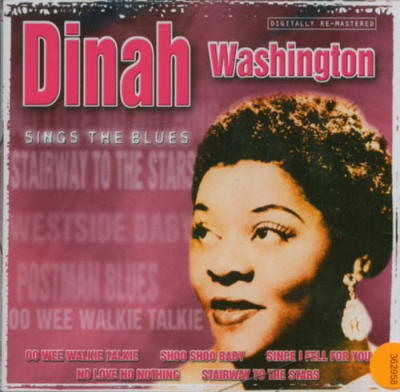 Dinah Washington - Sings the Blues