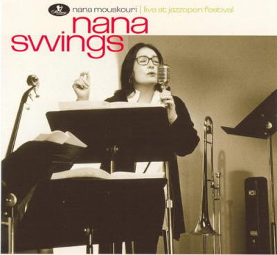 Nana Swings - Live At Jazzopen