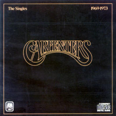 Carpenters the singles 1969 1973 Karen Carpenter - New World Encyclopedia