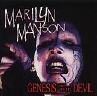genesis of the devil  by  marilyn manson song list