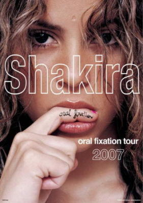 Oral Fixation tour - Live In Dubai