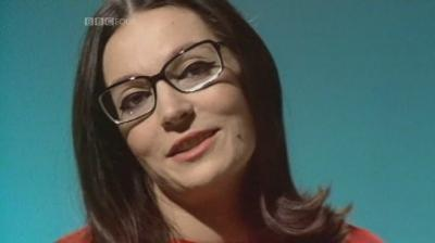 Nana Mouskouri at the BBC
