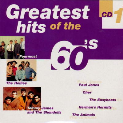 Greatest Hits of The 60s. Vol 1