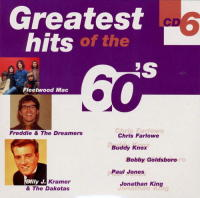Greatest Hits of The 60s. Vol 6
