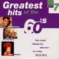 Greatest Hits of The 60s. Vol 7