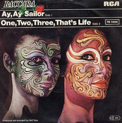 Ay ay sailor - One, Two, Three, That's Live