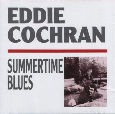 Eddie Cochran - Three Steps To Heaven / Cut Across Shorty