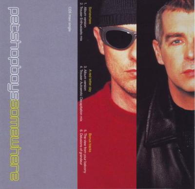 Pet Shop Boys - To Step Aside (Remixes)