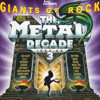 The Metal Decade 1984-85