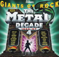 The Metal Decade 1986-87