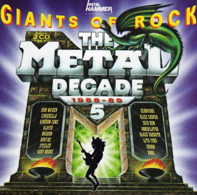 The Metal Decade 1988-89
