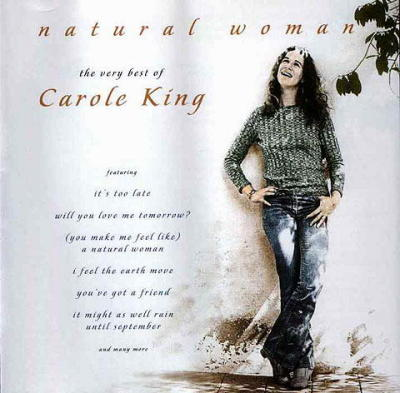 Natural Woman - The very best of Carole King