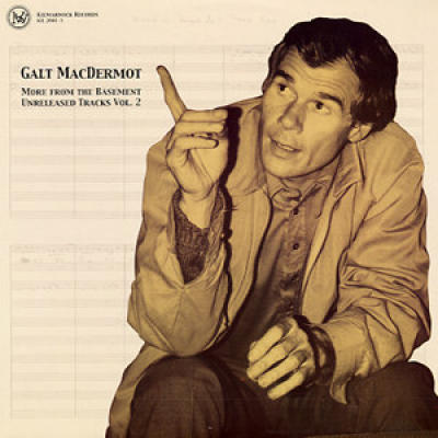 Galt MacDermot Ghetto Suite