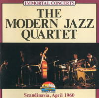 (012) The Modern Jazz Quartet - Scandinavia, April 1960