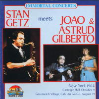 (021) Stan Getz Meets Joao and Astrud Gilberto