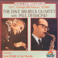 (031) The Dave Brubeck Quartet with Paul Desmond