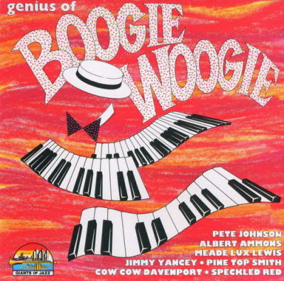 Genius Of Boogie Woogie