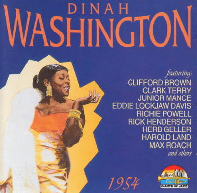 Dinah Washington - 1954