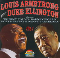 Louis Armstrong Meets Duke Ellington 1961