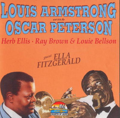 Louis Armstrong with Oscar Peterson