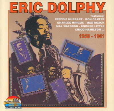 Eric Dolphy 1958-1961