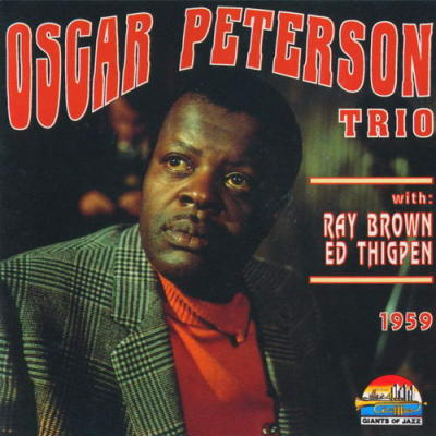 Oscar Peterson Trio with Ray Brown & Ed Thigpen 1959