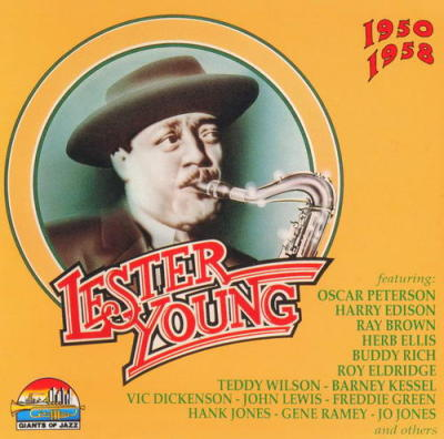 Lester Young, 1950-1958