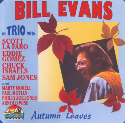 Bill Evans inTrio - Autumn Leaves