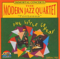 Modern Jazz Quartet - Immortal Concerts, Fontessa, 1960