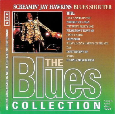 Screamin Jay Hawkins Chicken Hawks2 With Teddy McRae Och I Hear Voices Just Dont Care