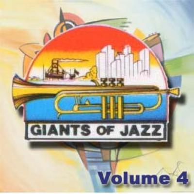 Giants Of Jazz. Volume 4