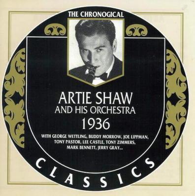 Artie Shaw. 1936