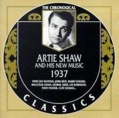 Artie Shaw. 1937