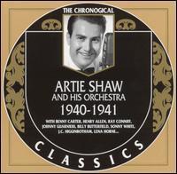Artie Shaw. 1940-1941