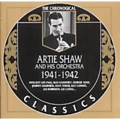 Artie Shaw. 1941-1942