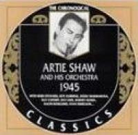Artie Shaw. 1945