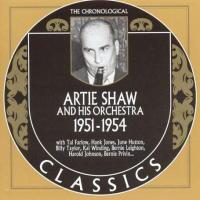 Artie Shaw. 1951-1954