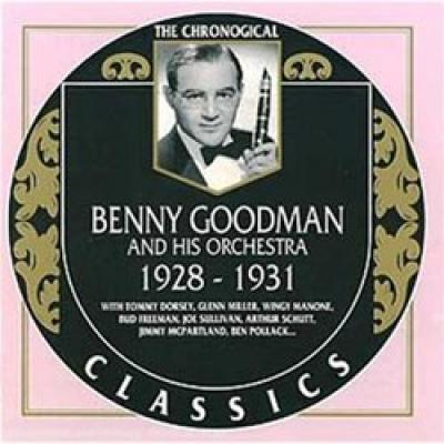 Benny Goodman. 1928-1931