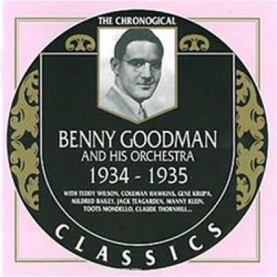 Benny Goodman. 1934-1935